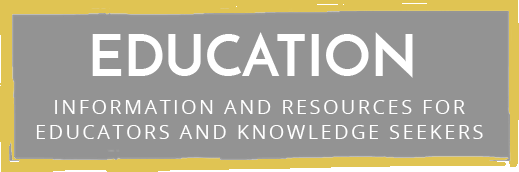education information and resources for educators and knowledge seekers