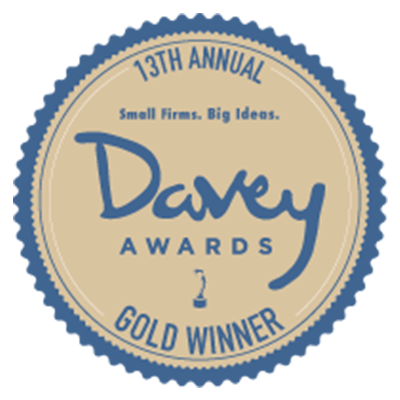 sultan and the saint award davey awards gold winner