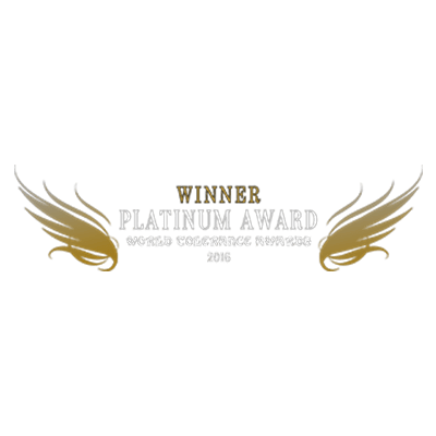 sultan and the saint award world tolerance awards platinum winner