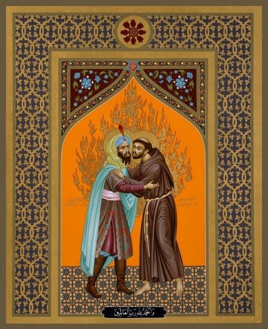 sultan and the saint film robert lentz saint francis and the sultan