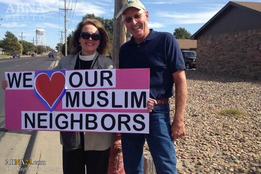 Kansas City Christians Rally For Muslims
