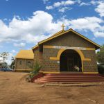 In Kenya, Artist Paints Mosques and Churches With Same Brush