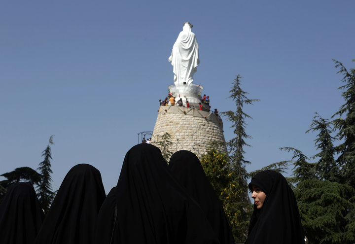 Muslims Flock To Virgin Mary Shrine